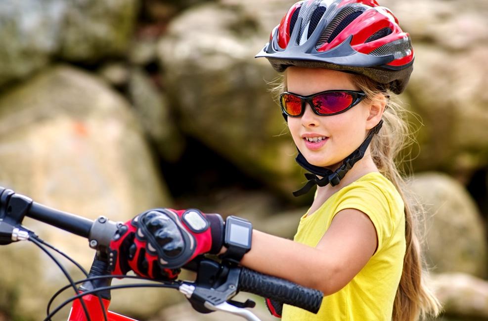 Family biking to Central Otago » Kidz Go New Zealand