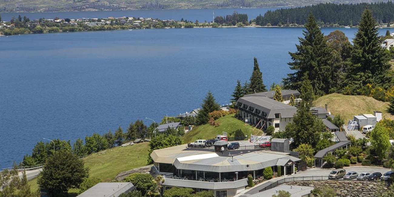 Holiday Inn Queenstown lake view