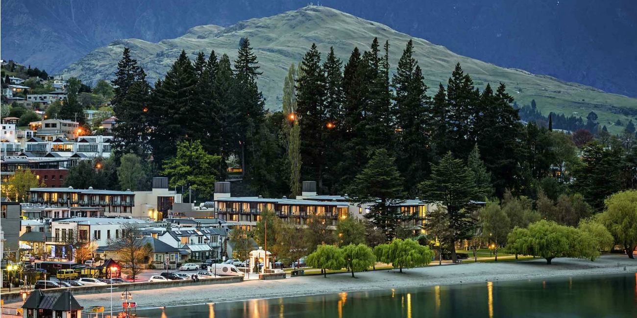 Novotel Queenstown Lakeside Location
