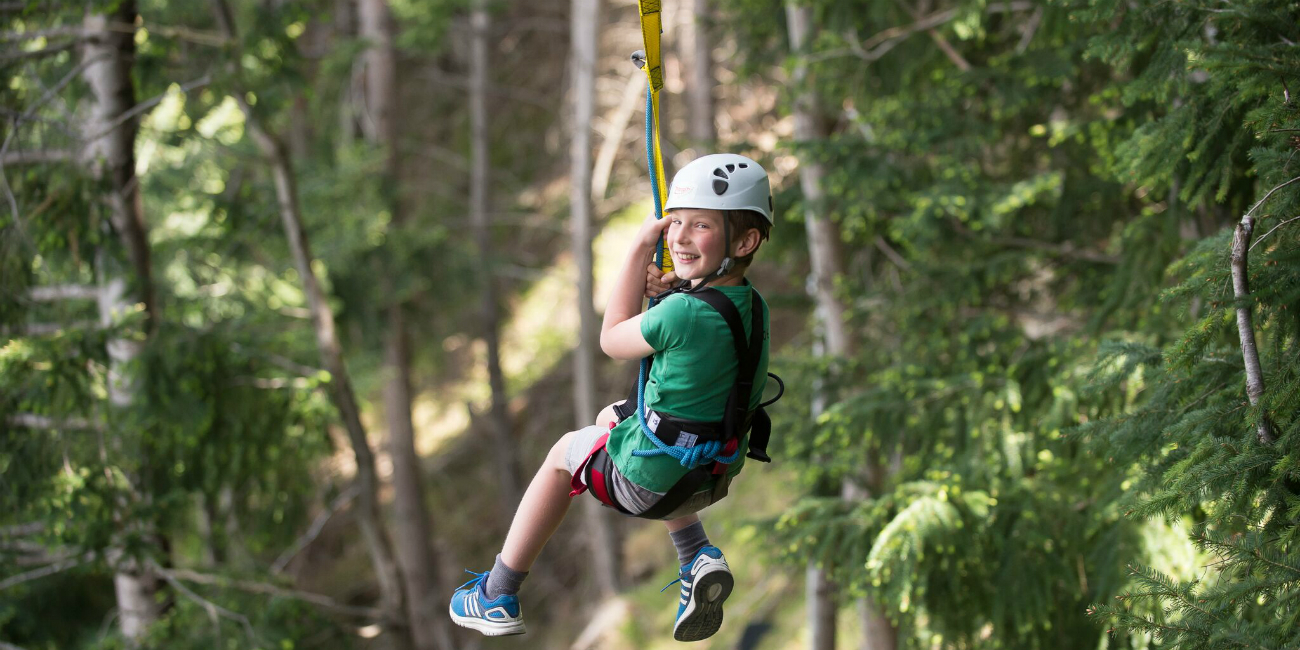 Ziptrek Action