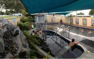 Athenree Hot Springs Holiday Park