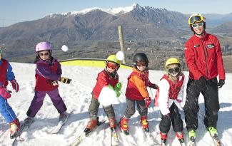 Coronet Peak kids lessons