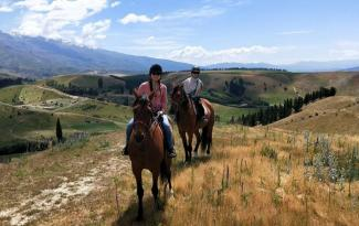 Golden Hills Horse Treks Amazing Views