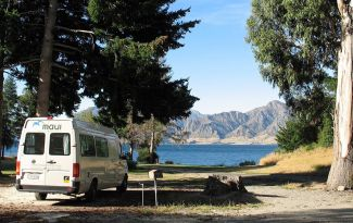 Lake Hawea Holiday Park 7