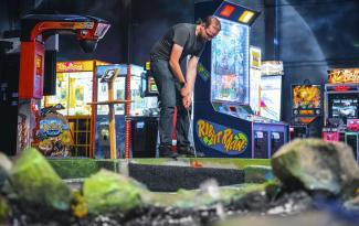 Megazone Mini Golf