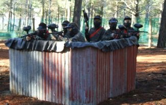 Paintball Central 1