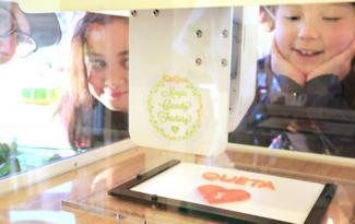 Remarkables Sweet Shop 3D printer