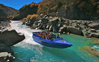 Skippers Canyon Jetboat adventure 2