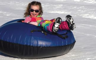 Snow Farm Snow Fun tubing2