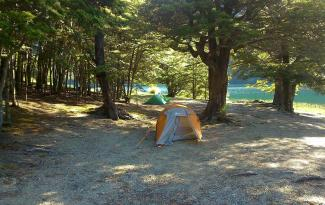 Wild Camping 1