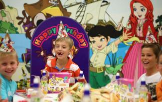 chipmunks birthday party gallery7 1200x840
