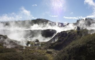 Taupo Craters of the Moon