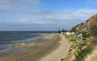 Hawkes Bay Pourerere Beach