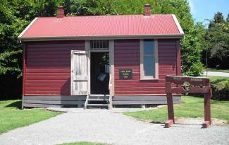 Ross Historic Goldfields walks