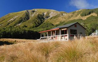 Speargrass Track Hut