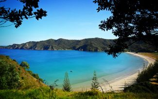 Matauri Bay New Zealand