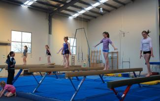 Christchurch gymnastics