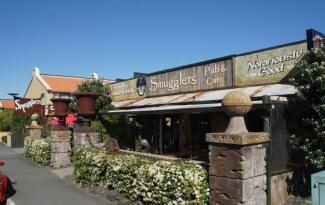 Smugglers Pub Cafe Nelson NZ