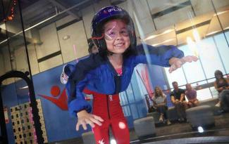 iFly Indoor Skydiving Queenstown 3