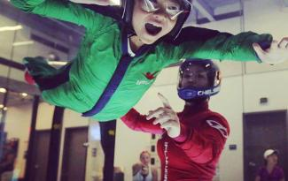 iFly Indoor Skydiving Queenstown 5