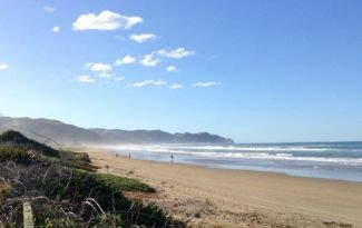 Hastings Waimarama Beach