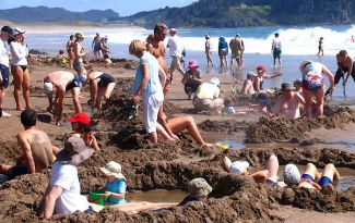 Hot Water Beach Coromandel