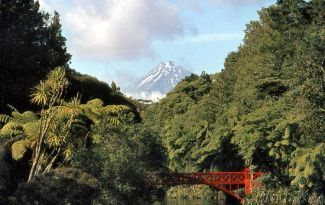 Pukekura Park New Plymouth