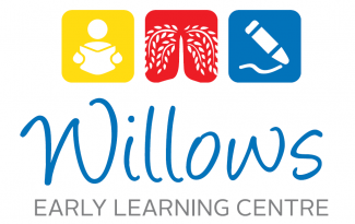 willows daycare cromwell logo