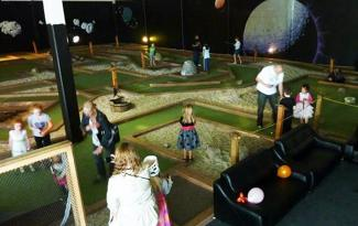 Megazone Mini Golf 3