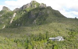 Pinnacles Hut Walk Overnight trip