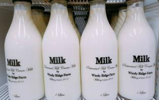 Queenstown Wholefoods Organic Milk
