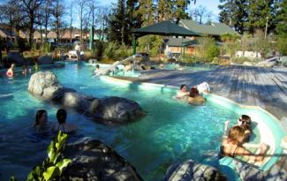Thermal Pools Hanmer