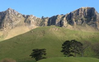 Hastings Te Mata Peak Lookout