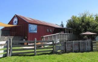 The Woolshed Cafe Takaka