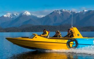 Fiordland Jet jetboat adventure 3