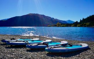 Paddle Wanaka Beach Rental SUP