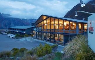 Mt Cook Lodge